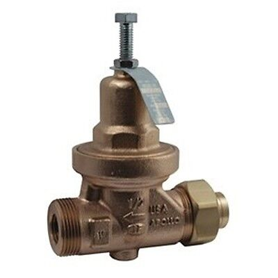 Apollo Valves - 36LF20401 - Water Pressure Reducing Valve, 3/4 In.
