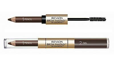 Revlon Brow Fantasy By Colorstay 2 In1 Pencil & Gel - Choose Your Shade - Sealed