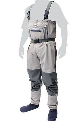 Leeda Volare Breathable Stocking Foot Breathable Chest Waders