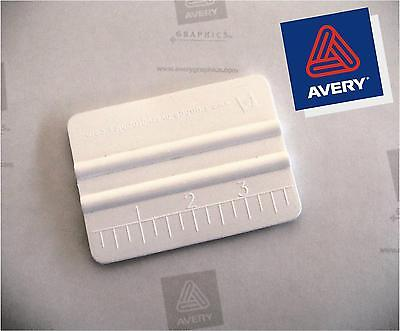 Avery Squeegee Vinyl Applicator Sign-making Graphic Wall Wrap Installation ruler