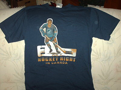CBC - Hockey Night In Canada  - T Shirt - Adult S