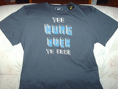 Too Hung Over To Care - T Shirt - Adult XL (new)