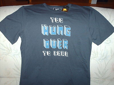 Too Hung Over To Care - T Shirt - Adult M (new)