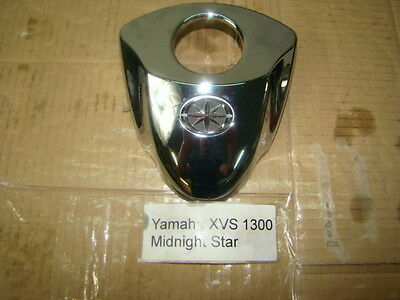 Yamaha XVS 1300 Midnight Star 06>16 cover cromata accensione