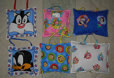Tooth Fairy  Pillow - Baby Daffy Duck