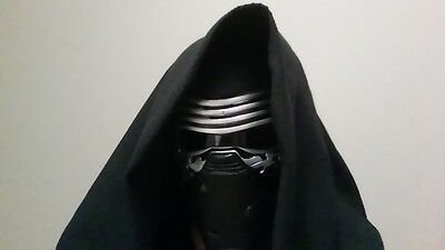 Kylo Ren Hood Star Wars The Force Awakens Cosplay Prop