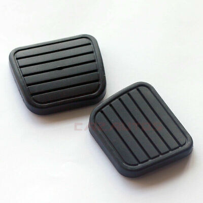 2pcs Clutch Brake Pedal Pad Rubber Cover Fit Great Wall V200 V240 X200 X240