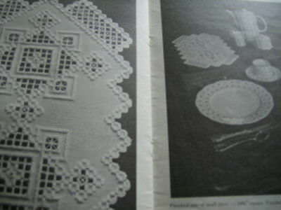 Anna's Hardanger Embroidery Book By Anna Bolger
