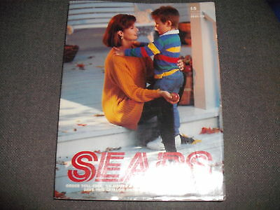 SEARS 1991-92 Fall/Winter Annual  Catalog, 1603 pages *