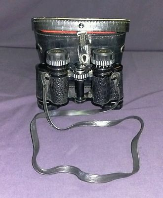 VTG Sans&Streiffe 8x30mm Field 10° Wide Angle Superview Binocular w/Case Japan