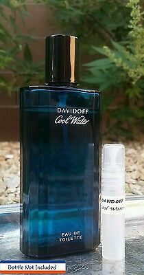 Davidoff Cool Water Mens Cologne 5Ml Travel Sample-Size