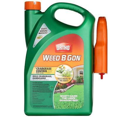 Ortho Ready-to-Use Weed-B-Gon Plus Crabgrass Control. 1 Gal.