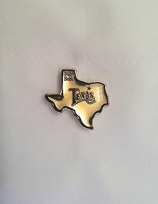 Billy Bob's Texas Pin Lapel Hat Souvenir