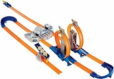 Hot Wheels Track Builder Total Turbo Takeover Track Mattel Ages 4+ New Toy Boys