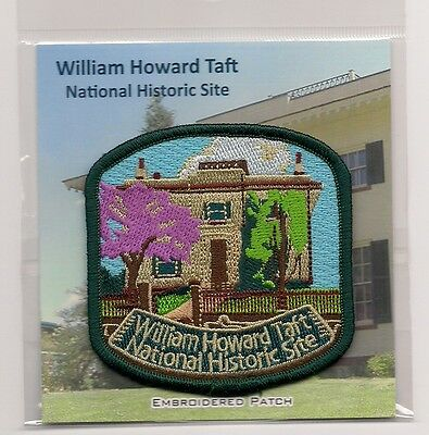 Souvenir Patch - William Howard Taft National Historical Site