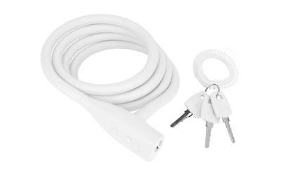 Knog Lock Cable 135Cm Party Coil White