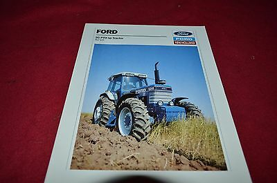 Ford 8210 Tractor Dealer's Brochure YABE8 ver2