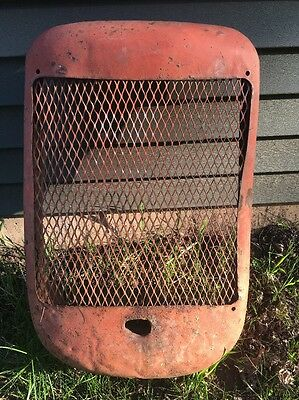 Vintage Allis Chalmers Tractor Grill Rat Rod Farm Fresh Pinterest Project