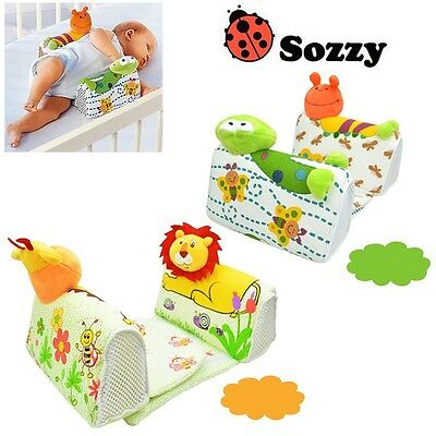 Baby Infant Anti-Roll Safety Sleep Body Positioner  Pillow Cushion Lion Giraffe