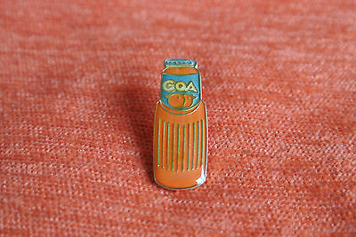16587 Pin's Pins Boisson Drink Orange Juice Jus Goa