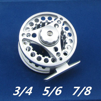 LTC 3/4 5/6 7/8 Loaded Aluminum Fly Fishing Reel Adjustable Right or Left-Handed