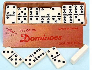 Dominoes Double Six Club Indoor Games