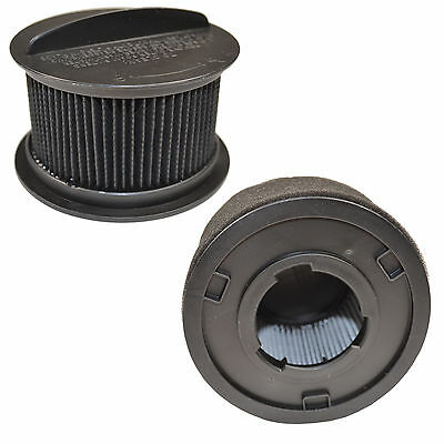 2-Pack H12 Circular Filters for Bissell CleanView Vacuums, 203-2587 203-7913