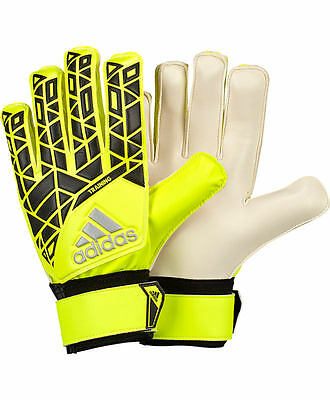 2016 17 Adidas Guanti Portiere Keeper Gloves Ace Training Uomo Giallo