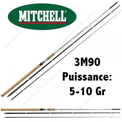 Canne Anglaise Mitchell Avocet Powerback Match 3M90