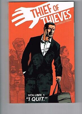 THIEF OF THIEVES TP VOL 01 Image Comics Softcover - Vault 35