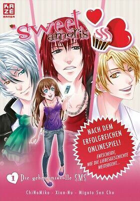 Sweet Amoris - Band 01 Manga NEU