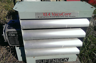 Ruffneck Xl4 15 Kw X Proof Electric Heater