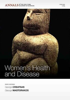 Women's Health and Disease by George Creatsas Paperback Book (English)