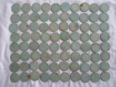 Lot of 80 Pike Clay Poker Chip casino or non-casino ?