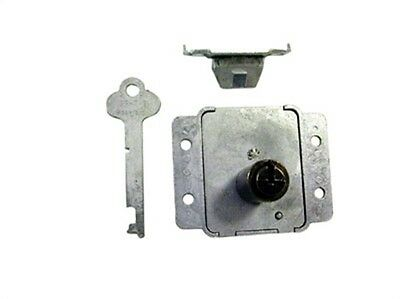 Chest Lock Surface Mount, PartNo 841404GKA, by CompX National