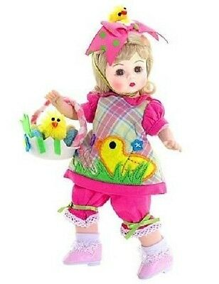Madame Alexander   EGG-CELLENT EASTER DOLL ✪NEW✪ CUTE 51885 RARE CHICK WENDY USA