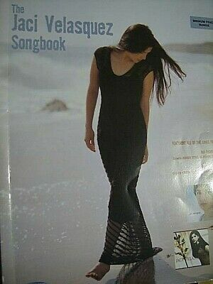 Jaci Velasquez Songbook Piano/Guitar/Vocal- Songs From Heavenly Place & Jaci