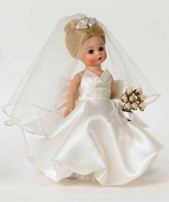 Madame Alexander | BRIDE TO BE Doll *BRAND NEW IN BOX* BLONDE Wedding Gift 50800