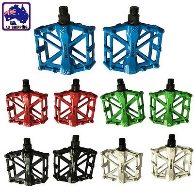 Pedal MTB Mountain Bike BMX Bicycle Cycle Aluminium Alloy Flat-Platform OBST221