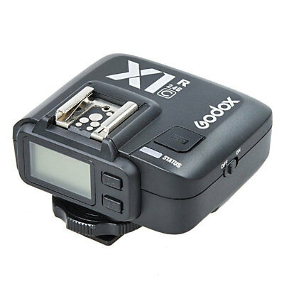 Godox X1R-C TTL 2.4G Wireless Flash Trigger Single Receiver Set For Canon Camera