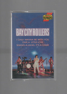 MC - Bay City Rollers - Ariola Express - 1989