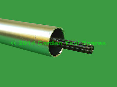 Tube And Drive Shaft 26Mm 9 Spline 76Cm Fits Strimmer Trimmer 5 In 1 Multi Tool