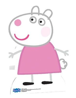 Star Cutouts Peppa Pig - Suzy Sheep Cardboard Cutout