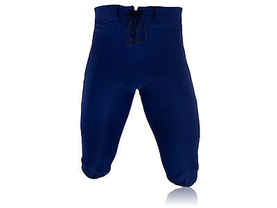 Full Force American Football Profi Hose, stretch, navy blau, Gr. YL-5XL