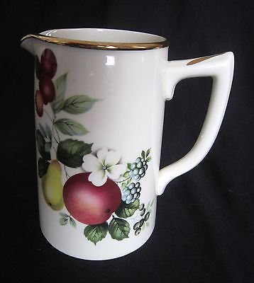 Sadler Pitcher Jug - Autumn Fruit - 20 oz. - England