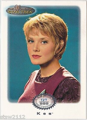 Star Trek Women Of Star Trek In Motion Archive Collection Ac9 Jennifer Lien Kes