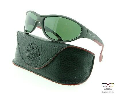 37a734c6fe0 Vuarnet Sunglasses 0109 0002 1121 Grey   Red Green PX 3000 Sport Authentic
