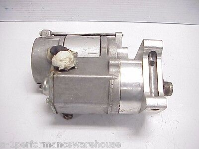 Race Proven Block Mount High Performance Mini Starter for153 Tooth Flywheel J11