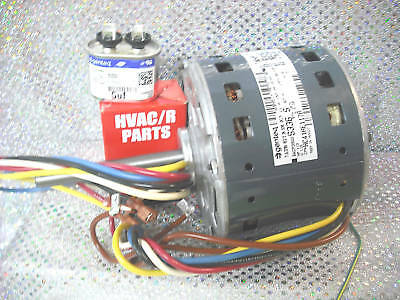 Carrier Furnace Blower Motor 1/3HP, 4 speed,115 Volts