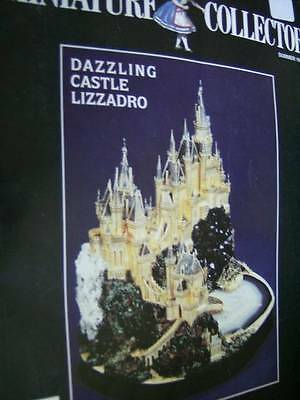 Miniature Collector Mag Summer 1991 Castle Lizzadro, Caravans, Knights Of The Go